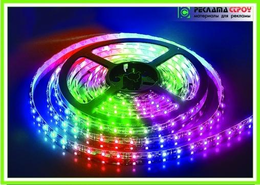 SMD5050-60шт/м.п. RGB