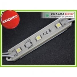 LED SMD-2835-3 White 0,72Вт