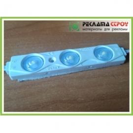 LED SMD-5730-3 White 0,72Вт LENS MAX